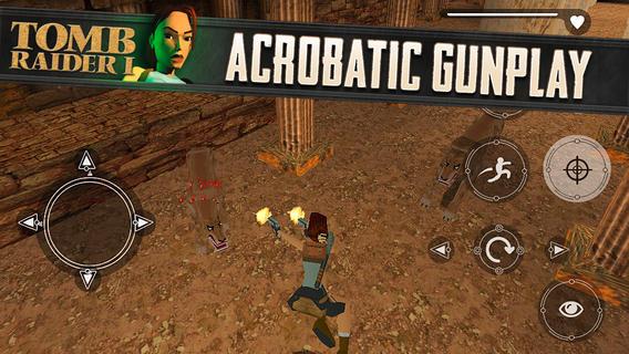 Ayuda a Lara Croft a conseguir todas la piezas