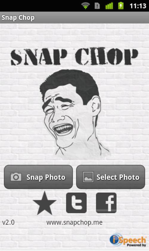 snapchop